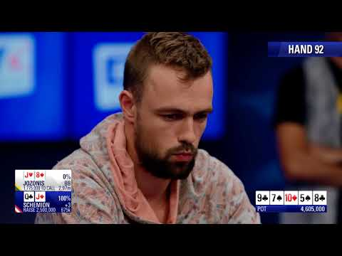 Main Event Day 5 - EPT Monte Carlo 2018 - Part 2