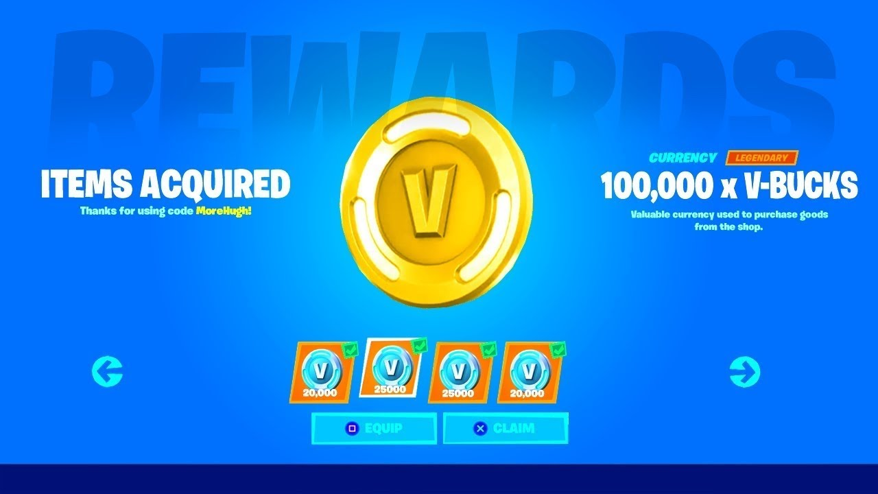 2020 - HOW TO GET FREE VBUCKS TODAY! 100% NOT FAKE! JULY ...