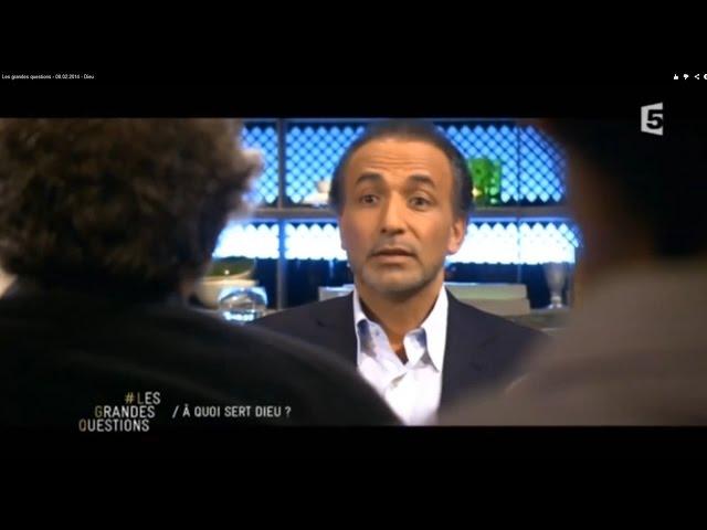 Michel Onfray se fait humilier par Tariq Ramadan