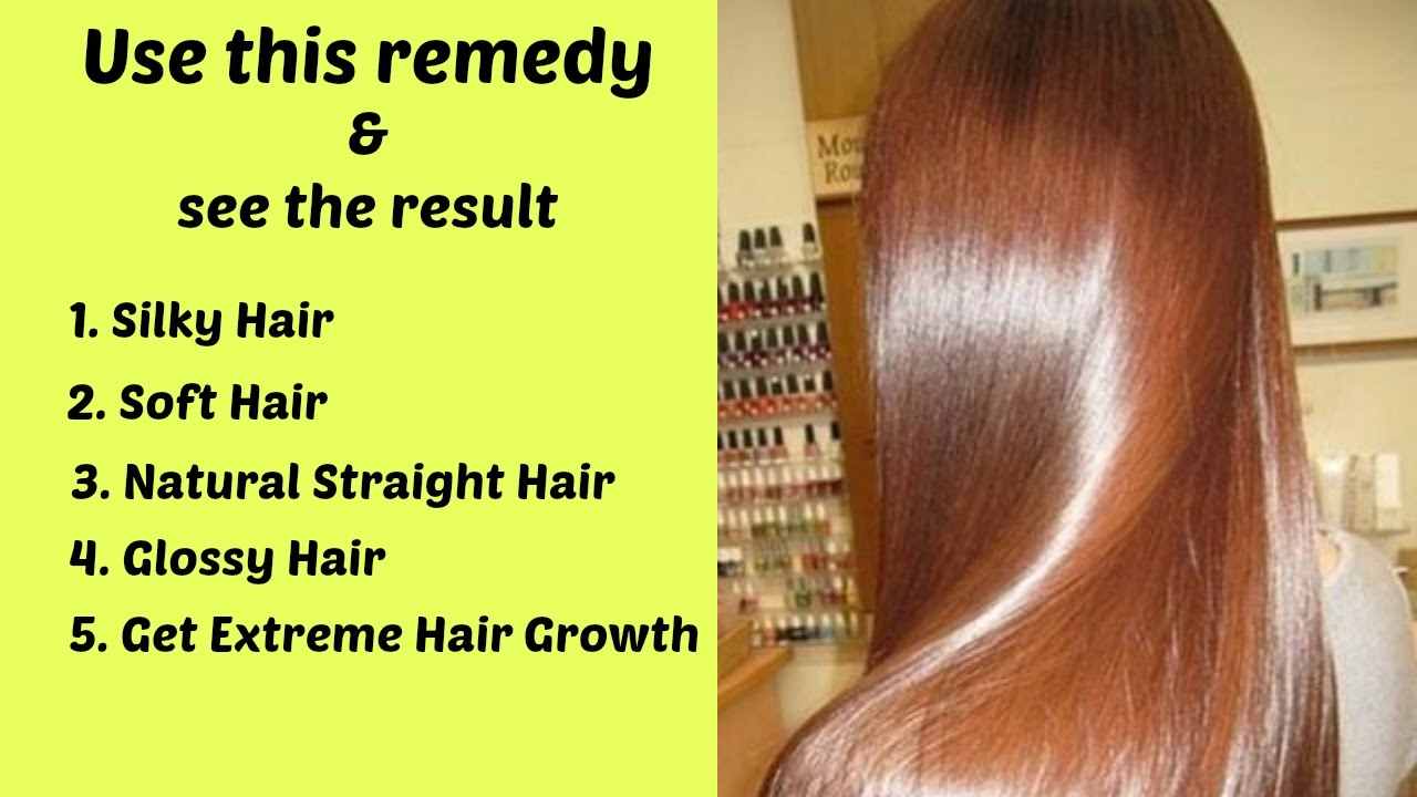 It Works Like A Magic Make My Hair Extreme Silky Soft Preventing Naturally Soumali