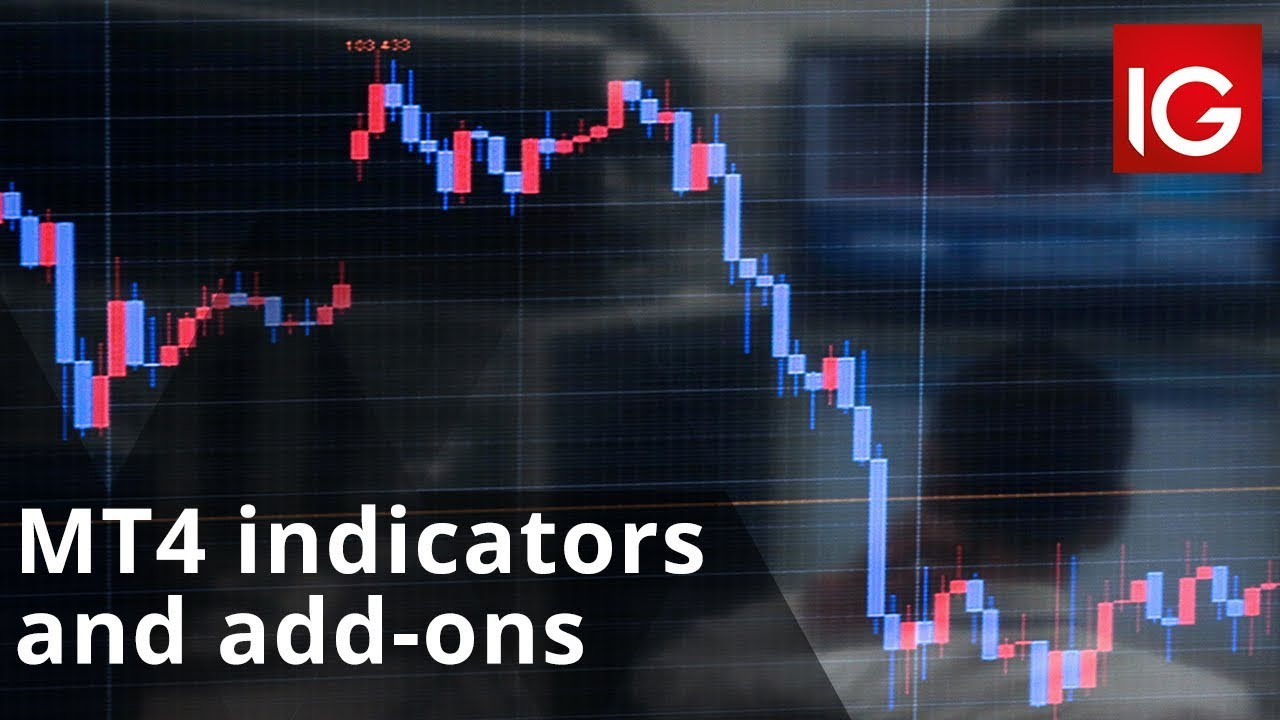 Mt4 Indicators And Add Ons How To Trade With Ig Youtube