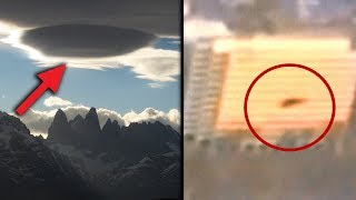 UFO? Something Strange Spotted In Netflix TV Show! 5 Unexplained Flying Objects Caught On Camera
