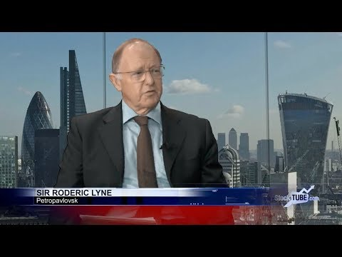 Sir Roderic Lyne puts forward case for change of leadership at Petropavlovsk PLC