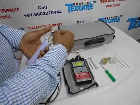 Moisture Meter for Cotton and Yarn Package manufactures