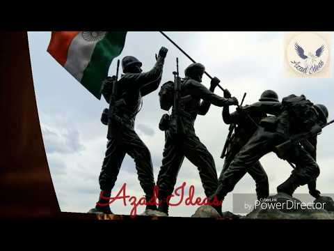 Indian army Aye Watan Aye Watan Janeman Jane Ja DJ mix  d d s