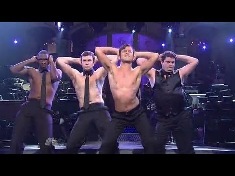 Joseph GordonLevitt Strips Down On Saturday Night Live  Monologue