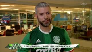 Sucesso do Palmeiras é alavancado pelas arquibancadas
