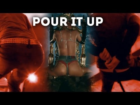 Rihanna - Pour It Up (Rock Cover)