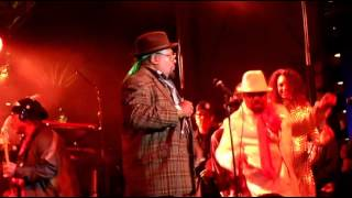 "GEORGE CLINTON and PFUNK ""FUNKS UP THE NAMM MUSIC TRADE""!"