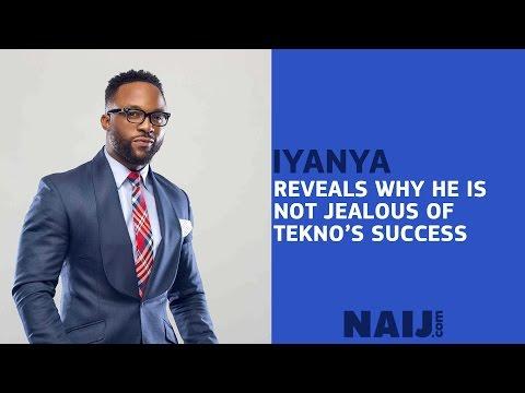 Interview with Nigerian music star Iyanya