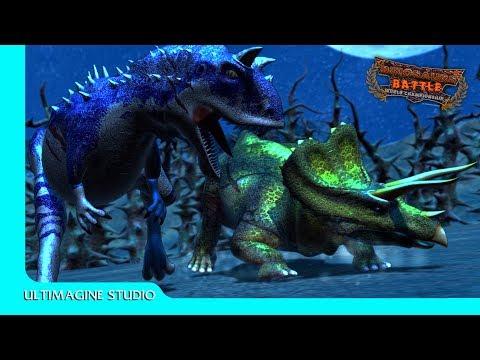 Dinosaurs Battle s1 GA7