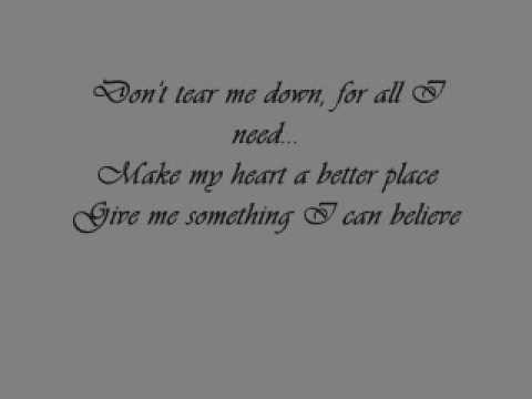 All I Need ~ Within Temptation (Lyrics)