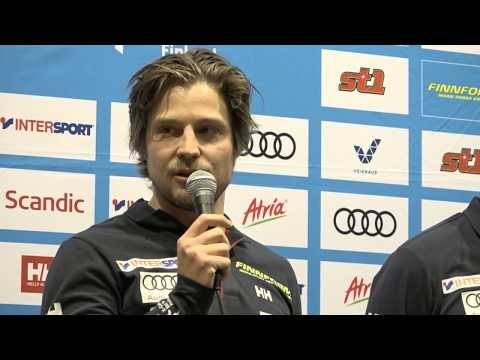 XC Team Finland Media Meeting