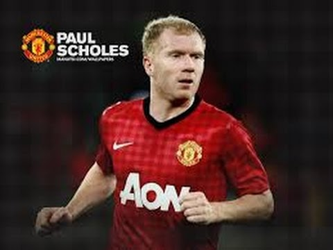 Download Paul scholes - All goals for Manchester United HD