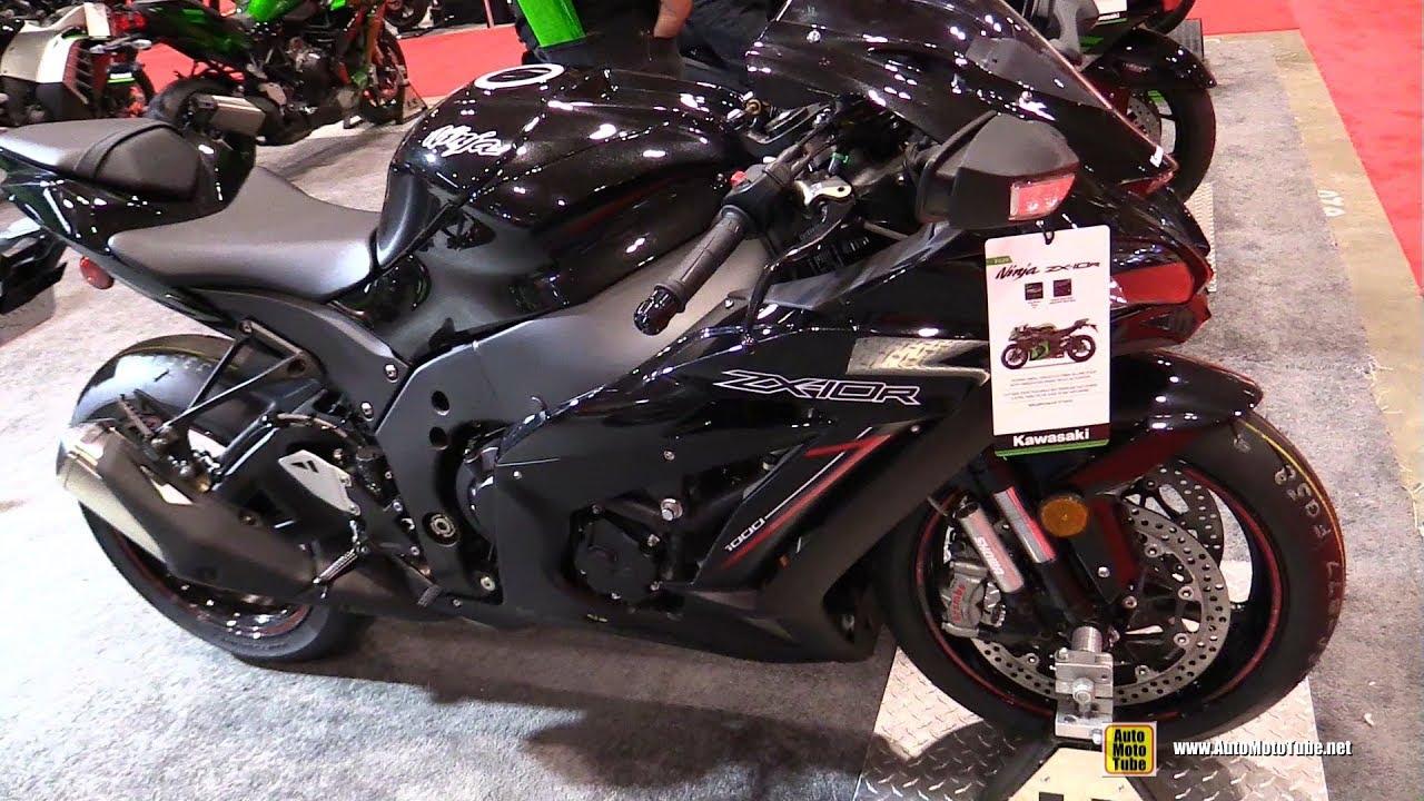 2020 Kawasaki Ninja ZX-10R - Walkaround - 2020 Toronto Motorcycle Show