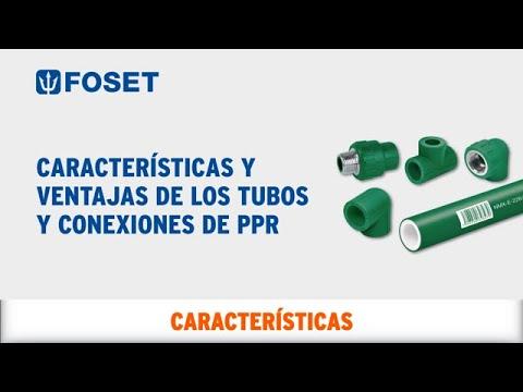 Conexiones de PPR (Polipropileno) Truper México thumbnail