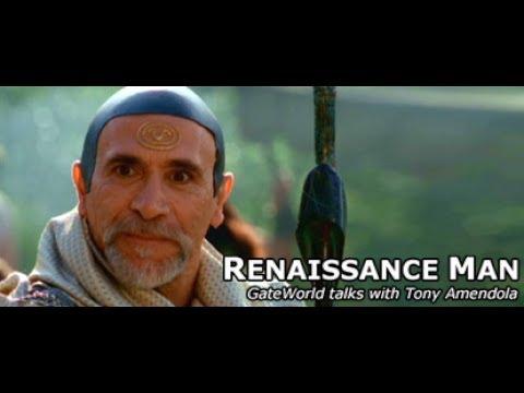Renaissance Man  with Tony Amendola