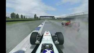 USA-GP (F1 Season 2001)