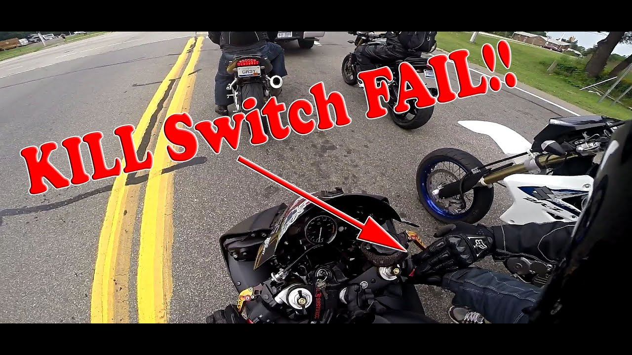 r kill switch fail r6 kill switch fail