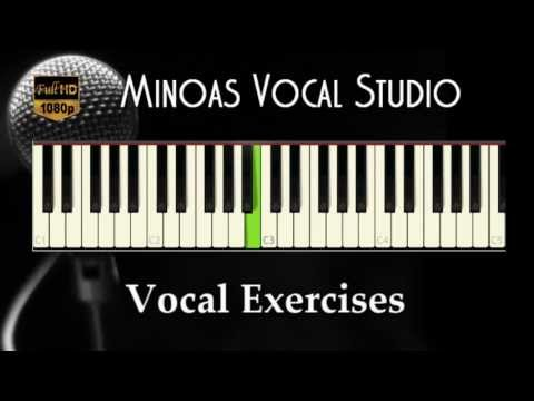Vocal Exercises - Ma-Me-Mi-Mo-Mu (Slow)