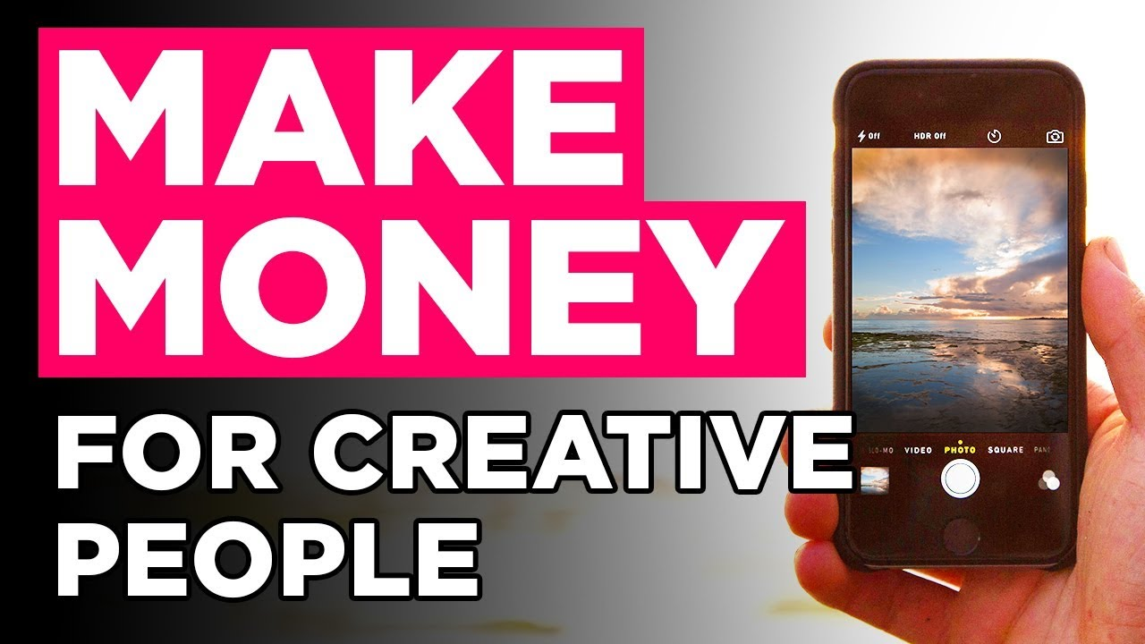 5 Ways Creative People Can Make Money Without Selling Your Soul