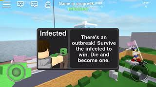 AGGGHH IM INFECTED!!!| Roblox