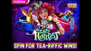 ★★★House of Fun |  Free Casino Slot Game |  The Hattress! | Games Moment reviews★★★