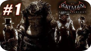 BATMAN ARKHAM KNIGHT - DLC LA ERA DE LA INFAMIA - PARTE 1 - KILLER CROC