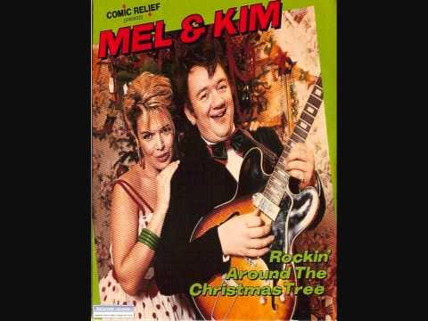 Mel Kim Rockin' Around The Christmas Tree