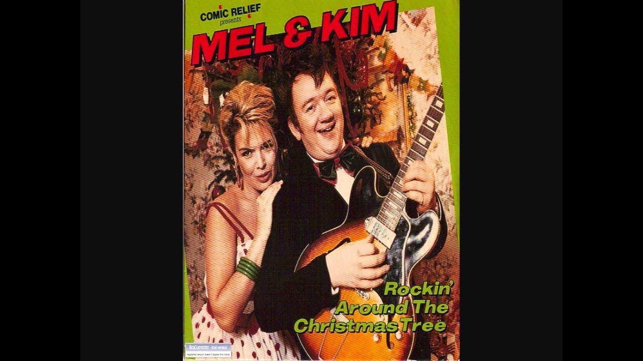 Mel (Smith) & Kim (Wilde) Rockin\' Around The Christmas Tree (High ...