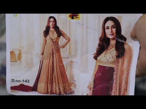 Gown Online Shopping৷৷Eid Special Gown৷৷balaka& Chadni Chawk Gown Collection৷৷
