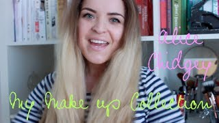 My Make-up Collection And Storage | Alice Chidgey