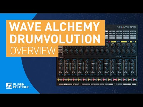 Evolution by Wave Alchemy Tutorial   Overview & Getting Started