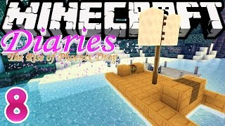 All Aboard! | Minecraft Diaries [S1: Ep.8] Roleplay Survival Adventure!