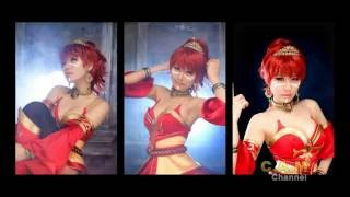 The Best Of Lina And Slayer Jinx Cosplay By Coser Tasha