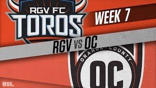 Rio Grande Valley FC vs Orange County SC: April 25, 2018 thumbnail