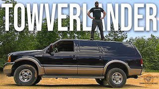 Ford Excursion Overland Build aka PROJECT TOWVERLANDER - Knucklehead Garage