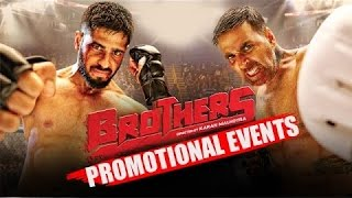 Brothers Movie (2015) | Pre Release Promotion | Akshay Kumar, Sidharth Malhotra, Jacqueline