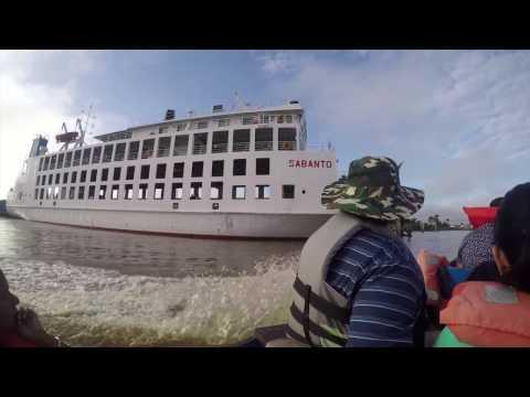 Guyana July 2016: Georgetown to Pomeroon