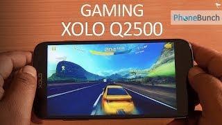 XOLO Q2500 Gaming Review