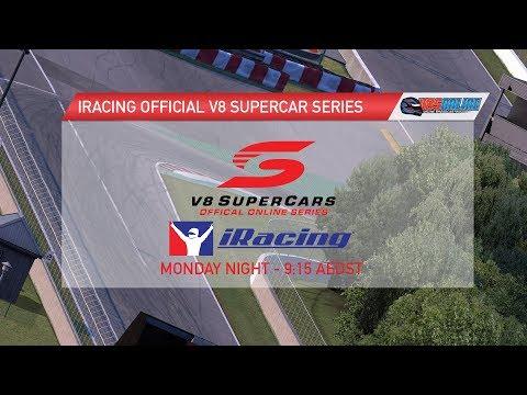 iRacing Official V8 Supercar Series - Round 6, Circuit Gilles Villeneuve (Montreal)