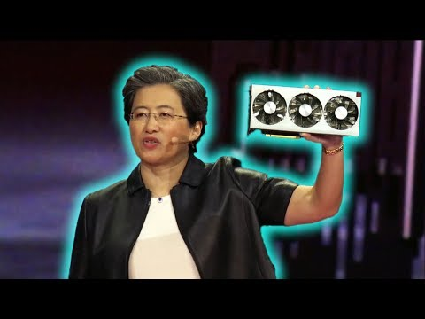 AMD's CES 2019 Keynote in 10 Minutes