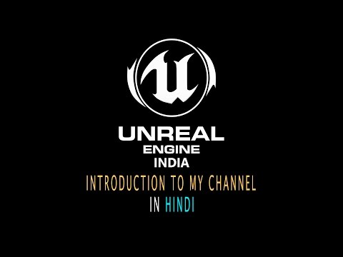 Unreal Engine 4 India Hindi Third Person Basic To Advance