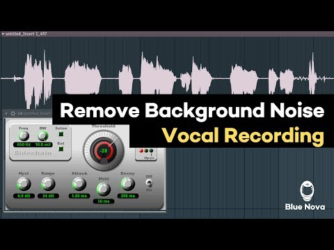 👨🚀 SECRET Plugin To Remove Background Noise From Your Vocal Recordings