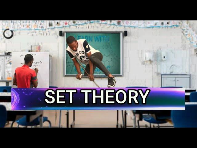 Set Theory | Basics, Examples & Formulas