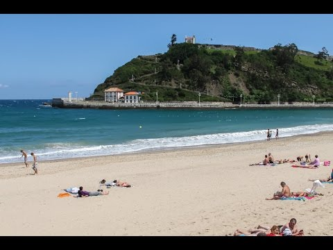 vídeo sobre The beach of Santa Marina