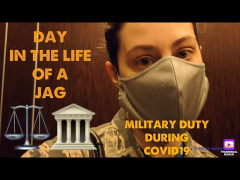 Drilling During COVID19 | Day in the Life of a JAG