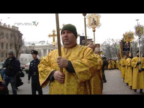 NevexTV: Крестный ход под имперским флагом