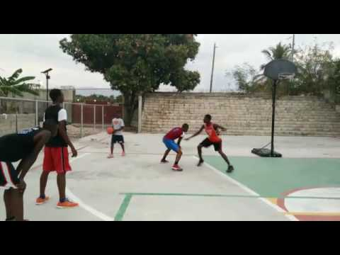 Next Stars basket ball Haiti
