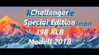 Challenger 398 XLB Special Edition 2018